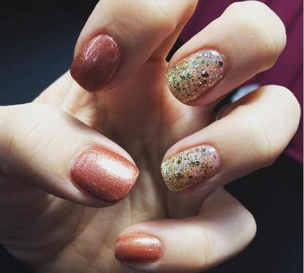 best Shellac, Glitter Nails ,for 2017
