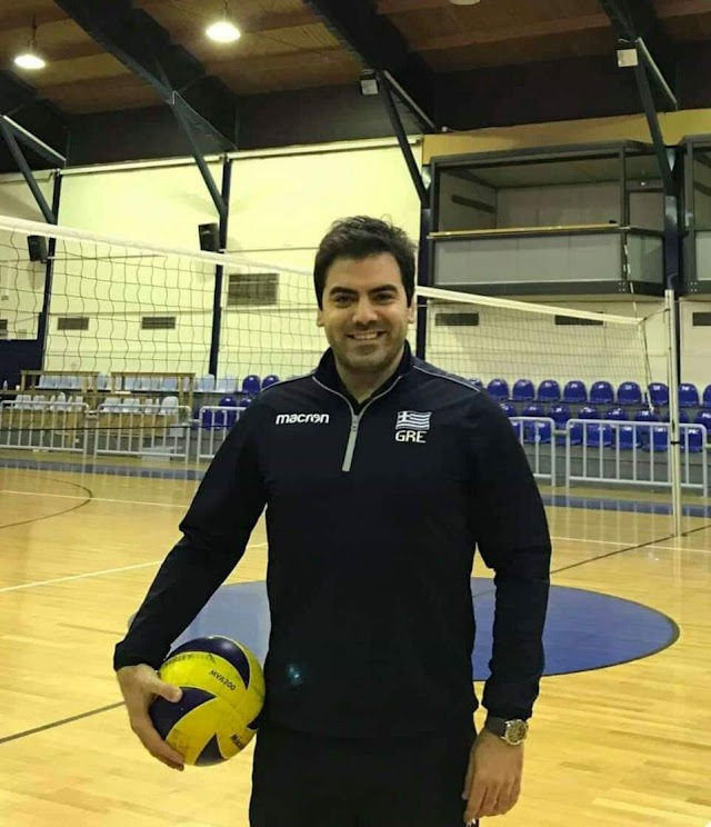 Κωνσταντίνος Αναγνωστόπουλος: Από το σχολείο στον αθλητισμό