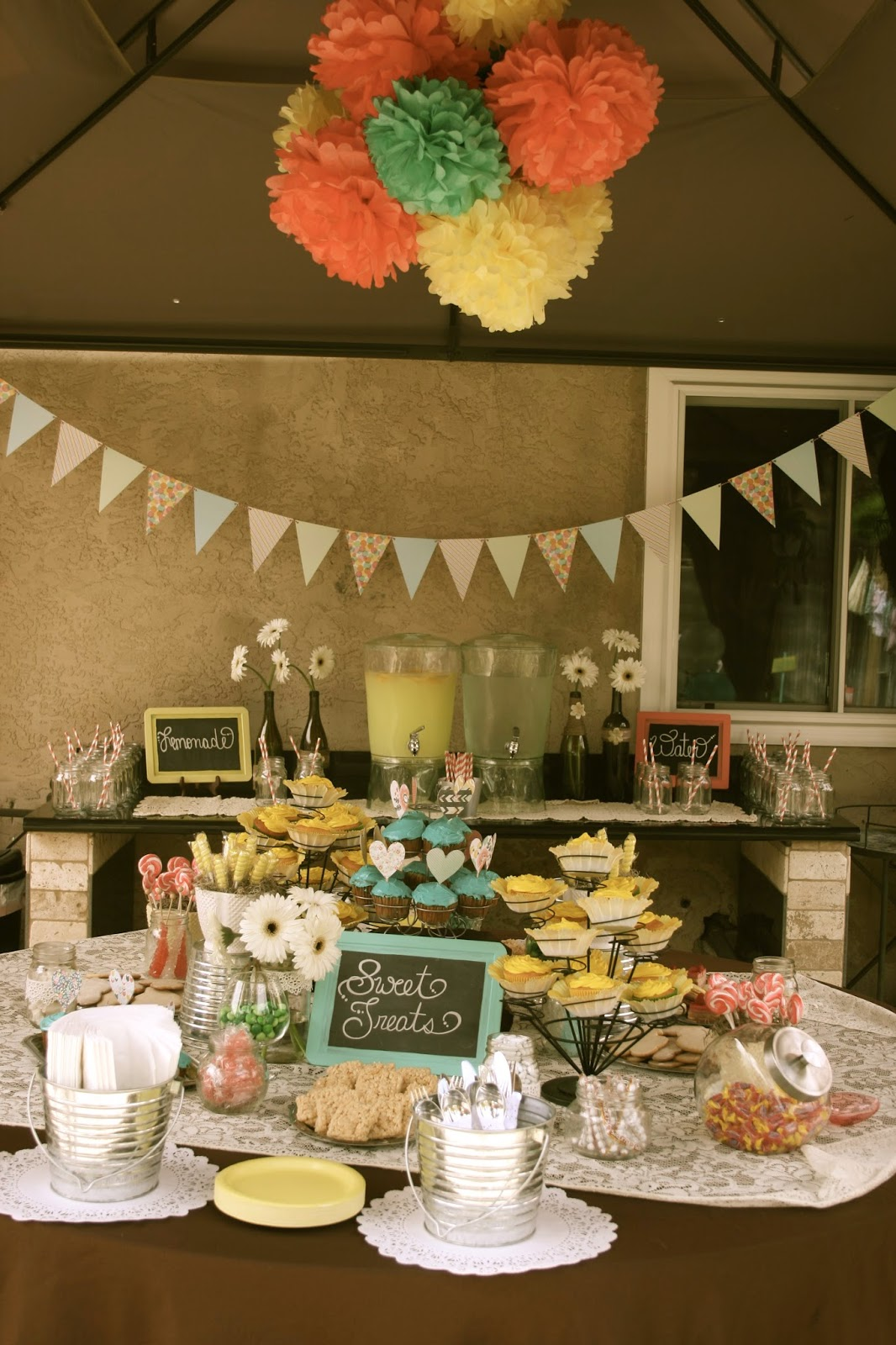 OCD Lady: Rustic Chic Baby Shower