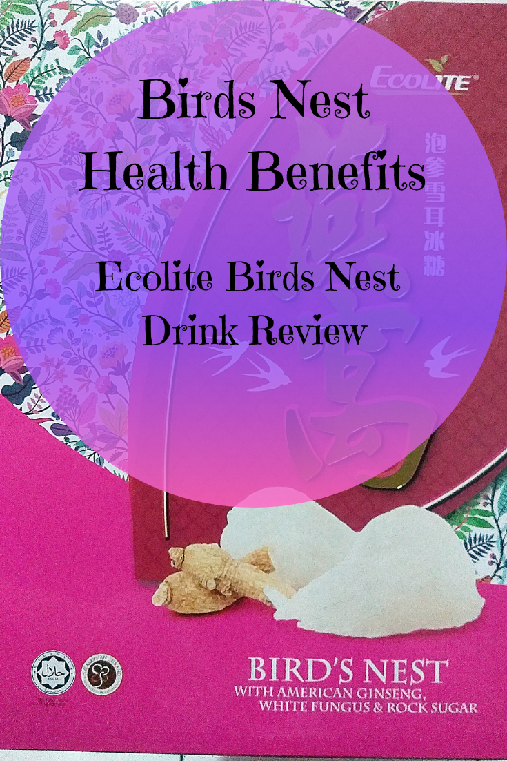 The goodness of the swallow's nest - Ecolite Birds Nest With American Ginseng