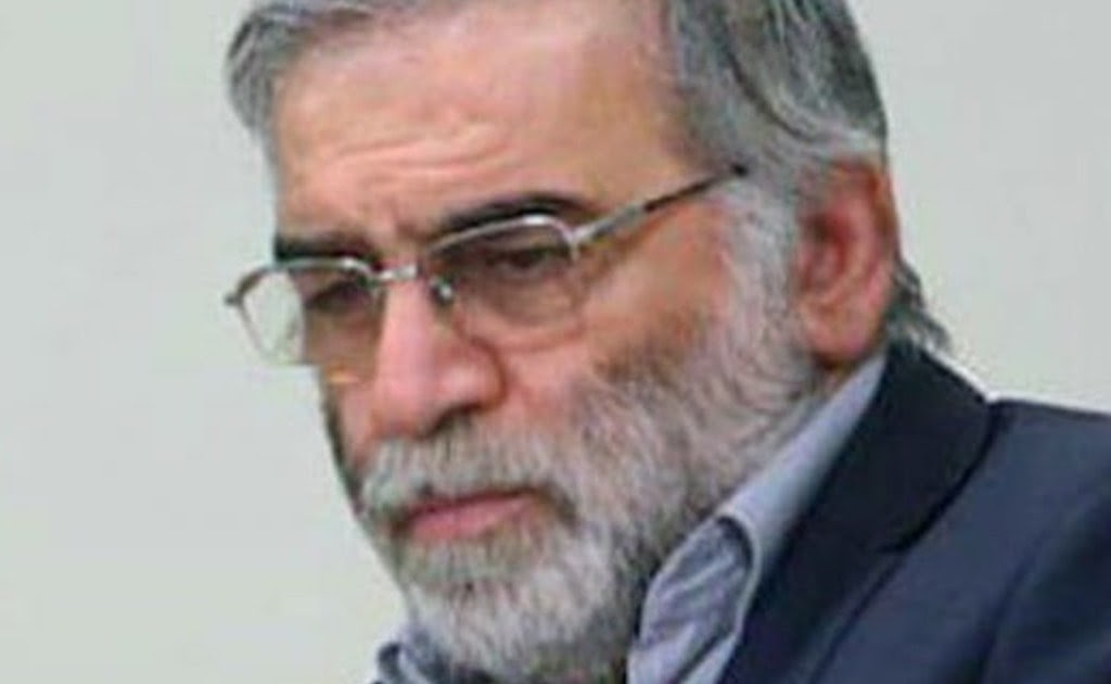 Iran's top nuclear scientist murdered