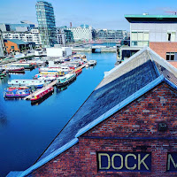 Virtual tour of Dublin: Grand Canal Dock