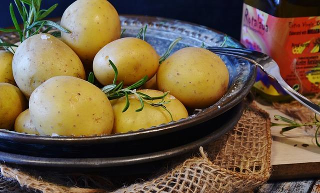 The Wonderful, Fabulous, Versatile Sweet Potato