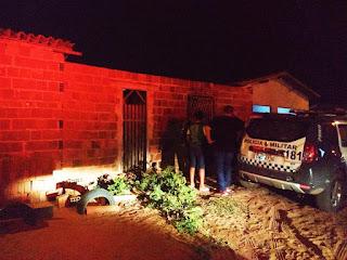 Grande Natal tem noite violenta com 6 mortes; pai e filho, marido e mulher e motorista de aplicativo então entre as vítimas