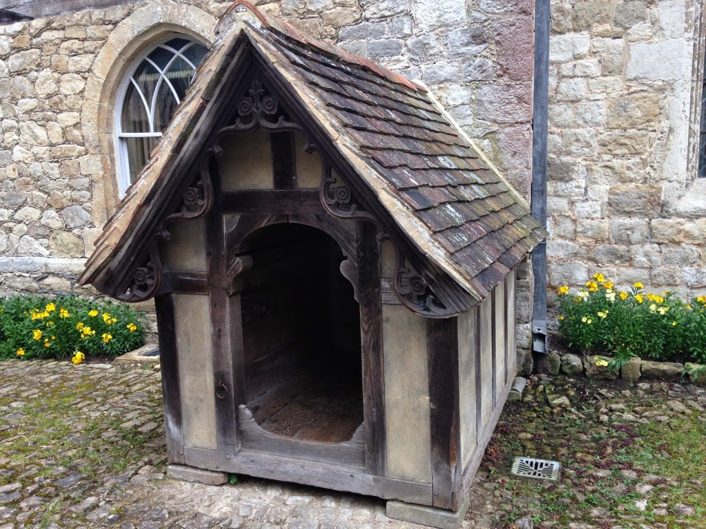 Ightham Mote Dog Kennel