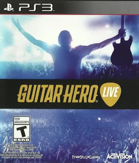 Guitar Hero Live PS3 Torrent