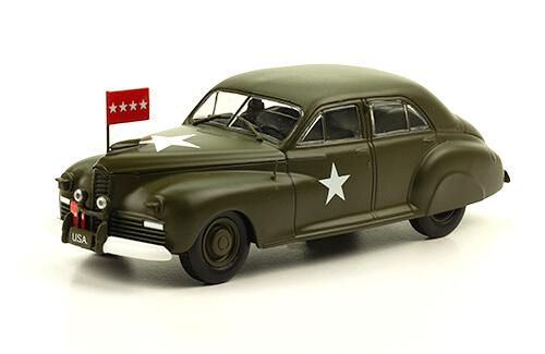 PACKARD CLIPPER SEDAN 1:43, voitures militaires de la seconde guerre mondiale