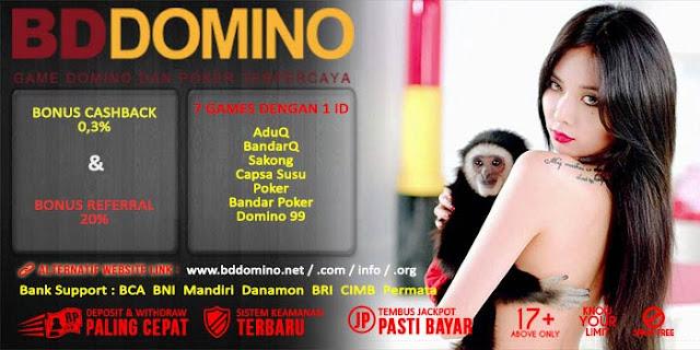 Trik Main Judi Poker Online BdDomino