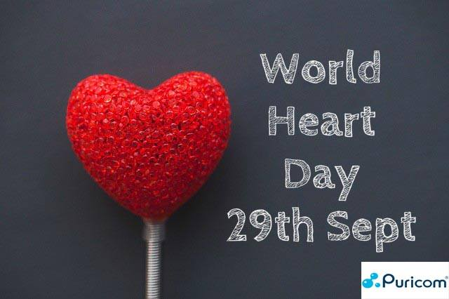 World Heart Day Wishes Sweet Images