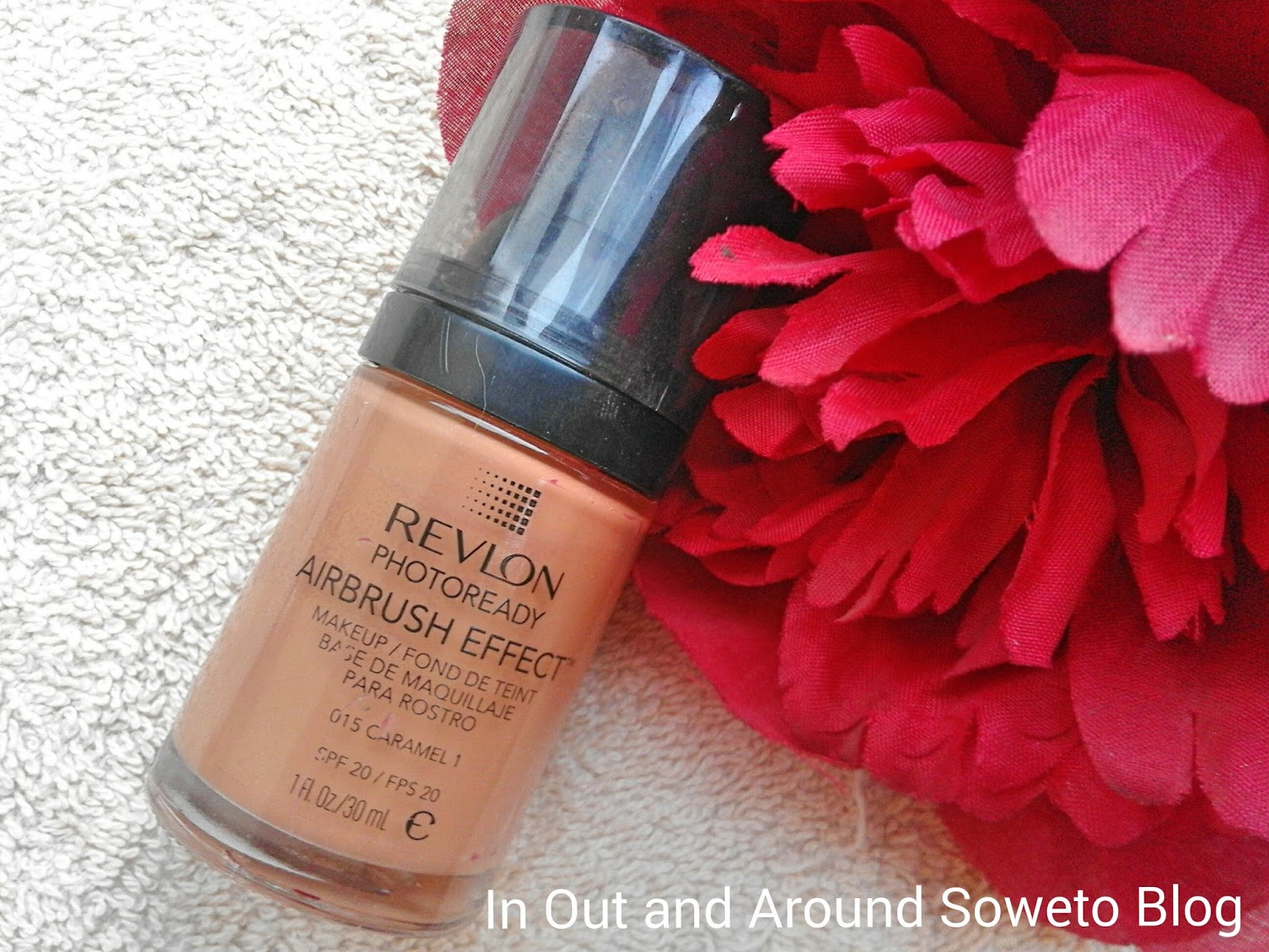 Beauty Revlon Photoready Airbrush Effect Makeup Review In Out