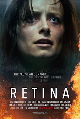 Retina Poster