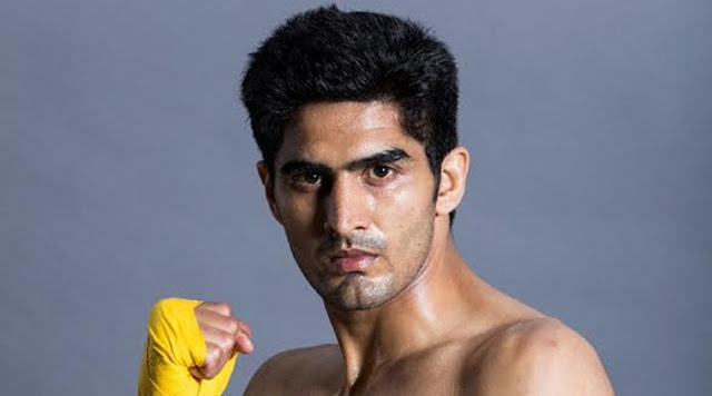 Who is Vijender Singh Birth Place, Boxing Videos, Family, Caste, Education