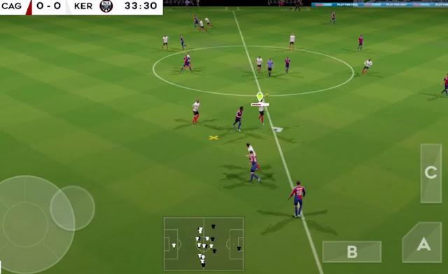 لعبة 2021 Dream League Soccer