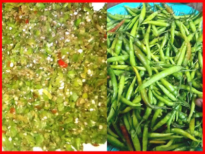 How To Make Green Chilli Paste Pickle Recipe