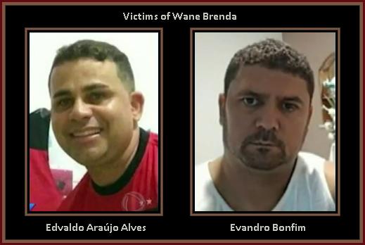Unknown Gender History: Wane Brenda, Double Black Widow – Brazil, 2018
