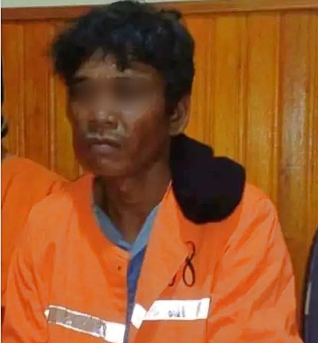 SL Cabuli Anak Kandung Sendiri Pelaku Dikenakan Pasal Berlapis