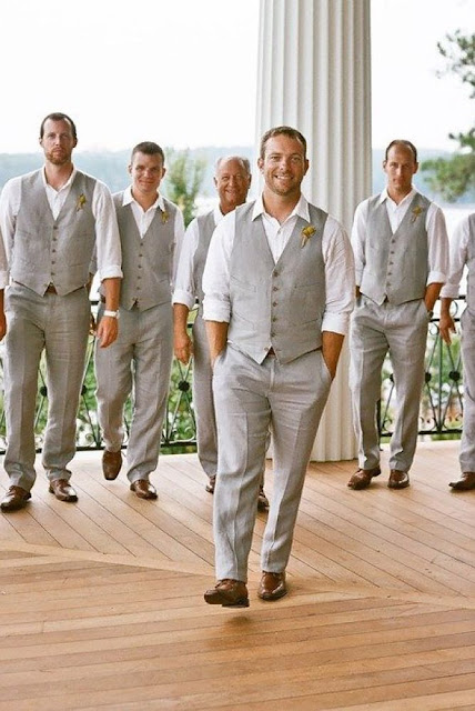 What To Wear To A Beach Wedding Men