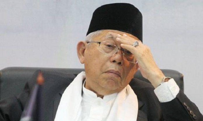 Jarang Diajak Ngobrol Jokowi, Publik Jadi Merasa Kasihan Lihat Wapres Ma'ruf Amin