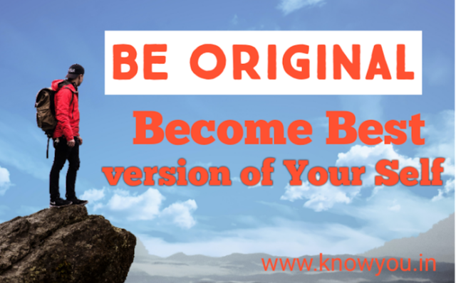 Be Original 2021, Become Best Version of Your Self 2021, Become Originality 2021.