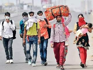 लॉक डाउन से भारत को दो-दो वायरस से लडना पड रहा है