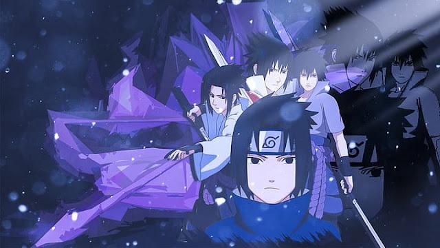 Wallpaper pc sasuke uchiha