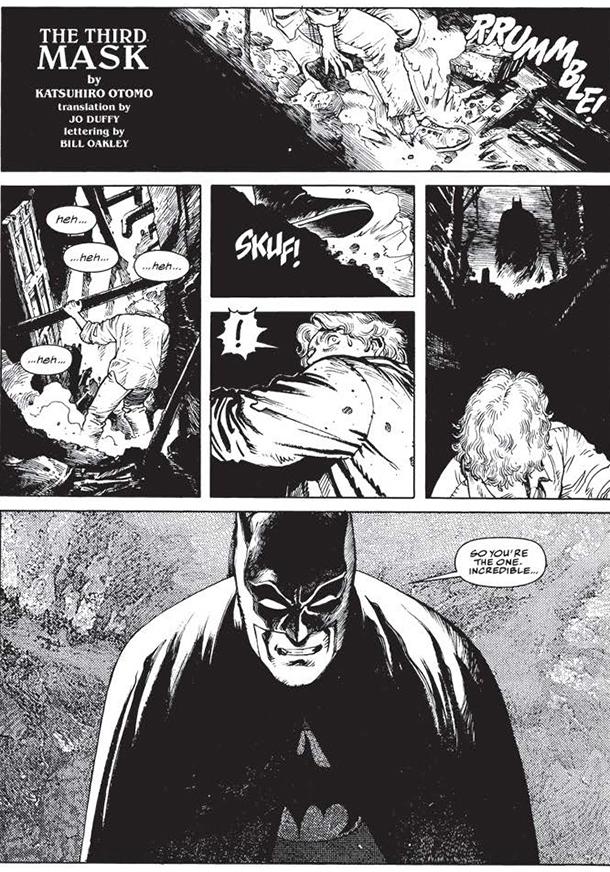 Future State: Gotham #1 - Backup 1