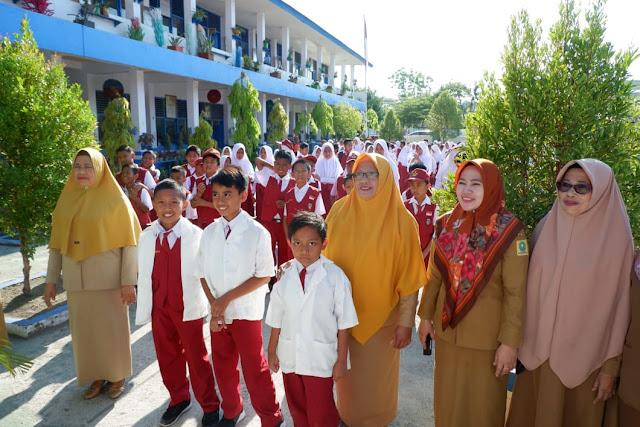Hari Cuci Tangan  Sedunia, Ini pesan Ketua Forum Kabupaten Sehat Sinjai