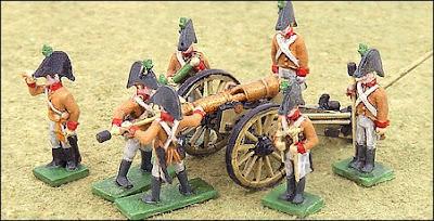 GHQ 10mm Napoleonic picture 2