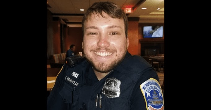 Fourth Officer Who Responded To US Capitol Attack Dies By Suicide
