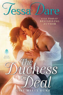 The duchess deal   Girl meets duke #1   Tessa Dare