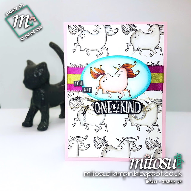 Stampin' Up! Magical Day SU Card Ideas order from Mitosu Crafts UK Online Shop