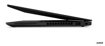 O poder dos novos processadores móveis AMD® Ryzen PRO aumenta a credibilidade da gama ThinkPad ™