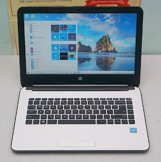 Jual Laptop HP14-AM014TU Bekas