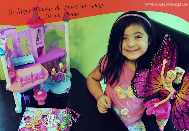Mariposaamp; Verdadero The La Valor Amistad SorteoEl De Barbie LqSMpUzVG