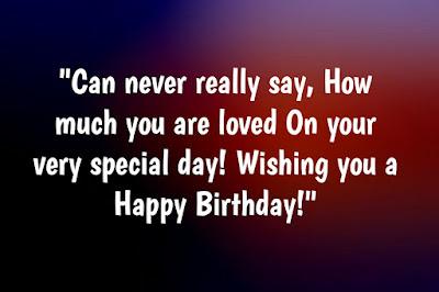 ucapan ulang tahun untuk istri bahasa inggris