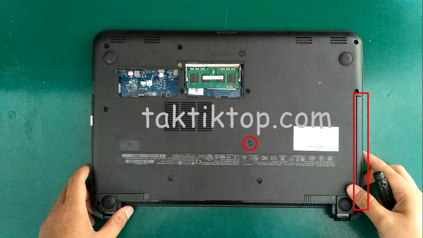 Membongkar Dan Membersihkan Fan Hp 14 G102au Service Laptop Jogja Am517tu Black Melepas Odd