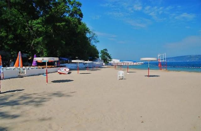 İstanbul kadın plajları