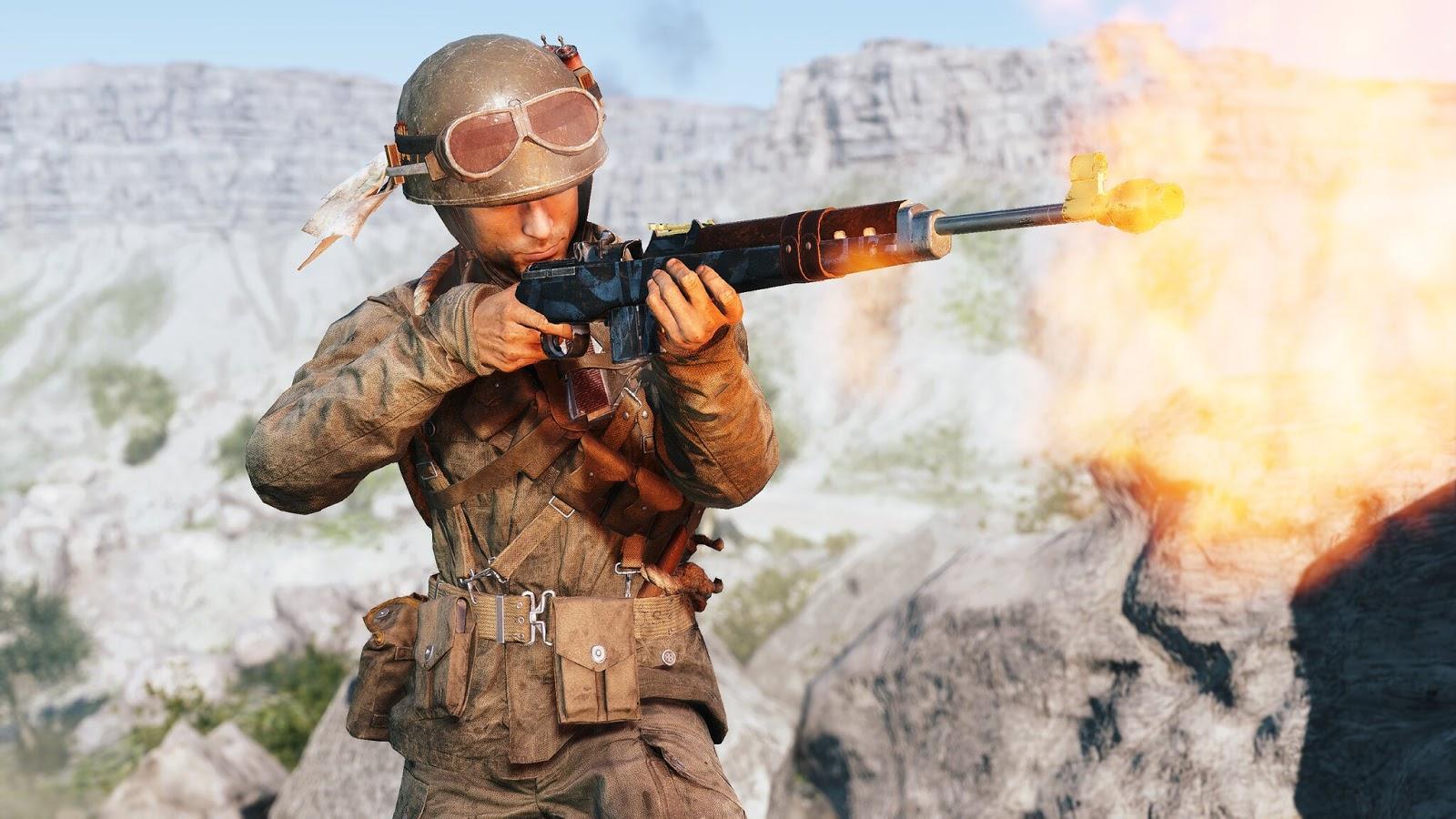 Battlefield V Capítulo 3 Recuperações de Patente - Img: Chris177uk