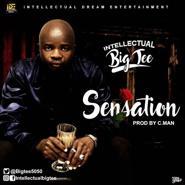 Intellectual BigTee- SENSATION | produced by C.man