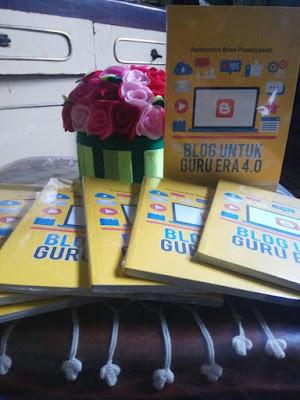 Buku Blog Untuk Guru Era 4.0