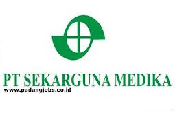 Lowongan Kerja Padang: PT. Sekarguna Medika Januari 2019