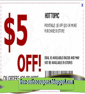 graphic regarding Hot Topic Printable Coupon named Printable Coupon codes 2019: Popeyes Fowl Discount codes