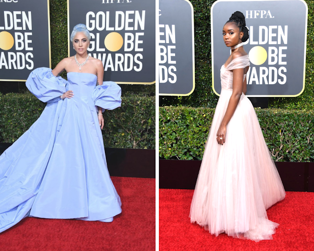 5 looks do Globo de Ouro 2019 e 5 aprendizados