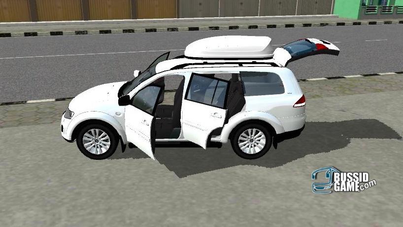 71 Mod Mobil Pajero Bussid Gratis