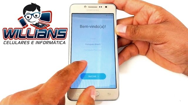 Celular Samsung - Willians Celulares