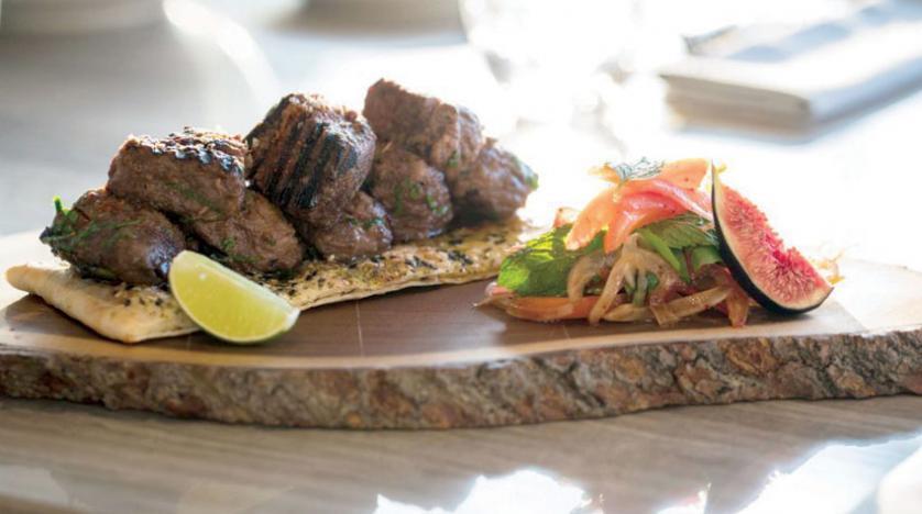مطعم الجزيرة