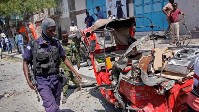 At least 17people including fiveattackers were killed whenIslamist terrorists stormed a popular beach hotel in Somalia's capital Mogadishu, government and police officials said on Sunday. The siege ended after a three-hour, fierce gun battle between fighters of Islamist terrorist group al-Shabaab and security forces which began with a suicide car bombing, government spokesman Ismael Mukhtar […]