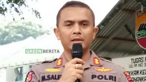 Kapolres Samosir: RM, Tersangka Pelaku Pembakaran Ditangkap di Mojokerto