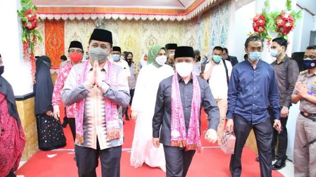 Pjs Gubernur Sulut Hadiri Peringatan Maulid Nabi Muhammad SAW di Kotamobagu