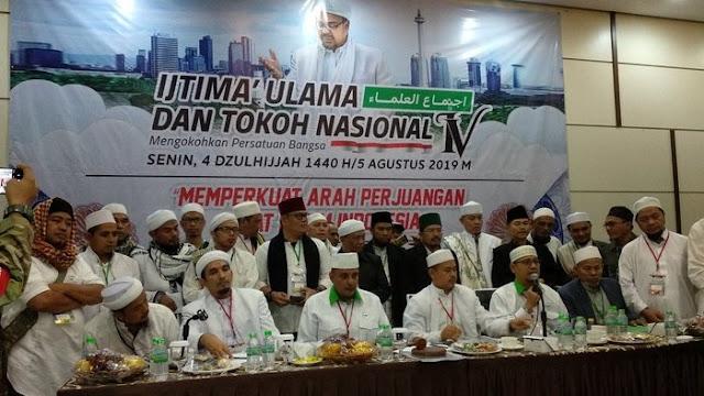 Nasib FPI & PA 212 Jika Prabowo Gabung Koalisi Jokowi-Ma'ruf